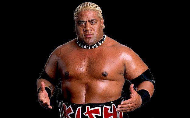Rikishi beat John Cena in 2002