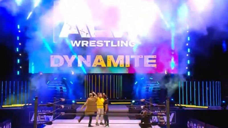 Cody Rhodes shone once again last night on Dynamite