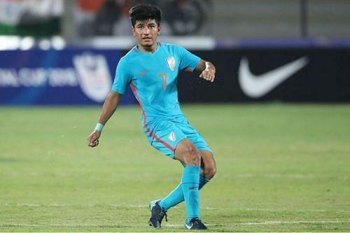 Anirudh Thapa has rejuvenated himself under the tutelage of Owen Coyle
