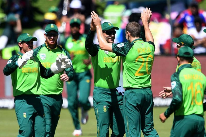 दक्षिण अफ्रीका ने 3-0 से जीती वनडे सीरीज