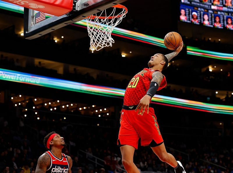 Collins is having a career-year with the Hawks.