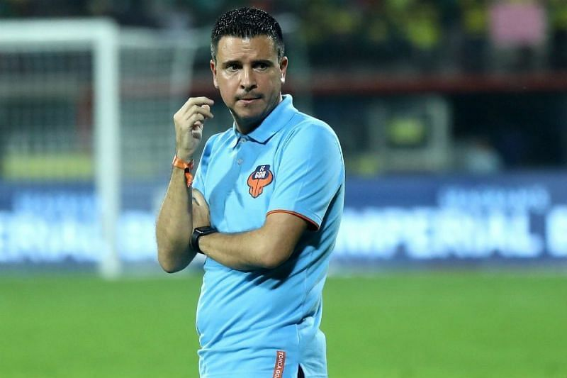 Sergio Lobera is reportedly in talks with Mumbai City FC.