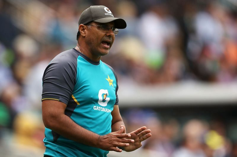 Waqar Younis has returned for his second stint as Pakistan