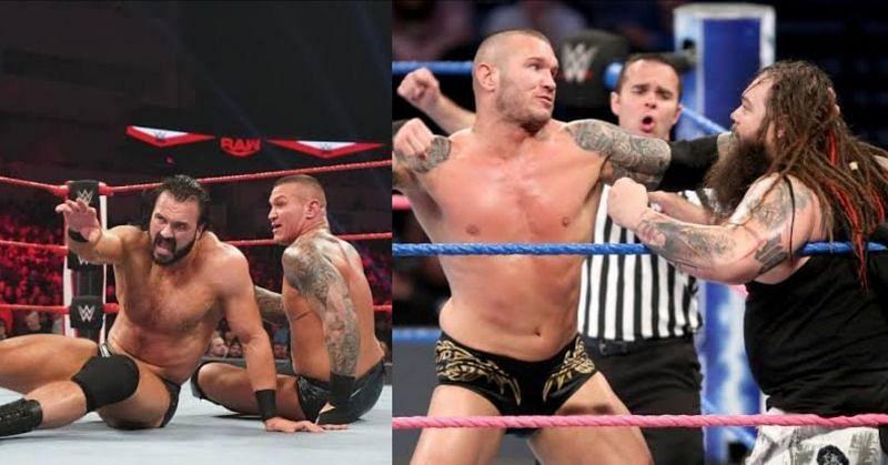 लड़ाइयाँ जिनका हिस्सा रैंडी ऑर्टन WrestleMania 36 के बाद हो सकते हैं