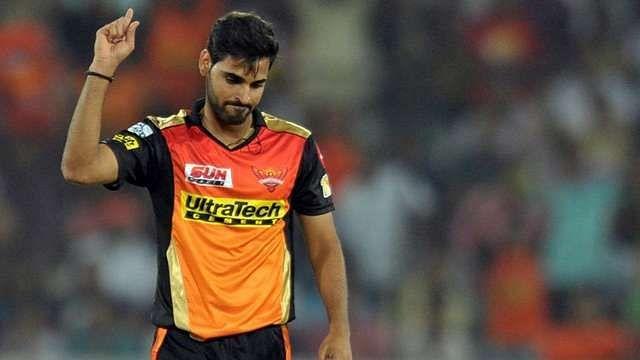 सनराइजर्स हैदराबाद के दिग्गज गेंदबाज भुवनेश्वर कुमार