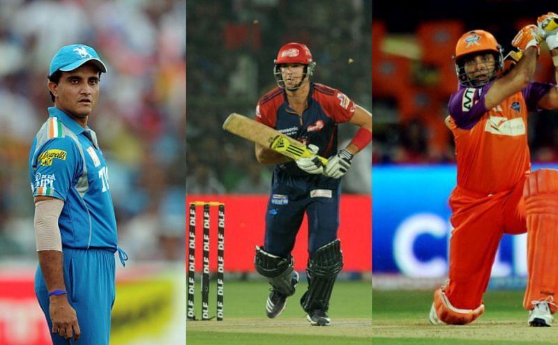 इस टीम 4 विदेशी और 7 भारतीय खिलाड़ियों के नाम शामिल
