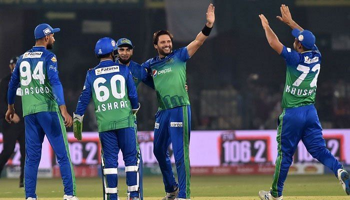 Multan Sultans have surprised everyone with their consistency