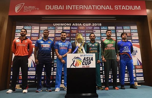 एशिया कप 2020