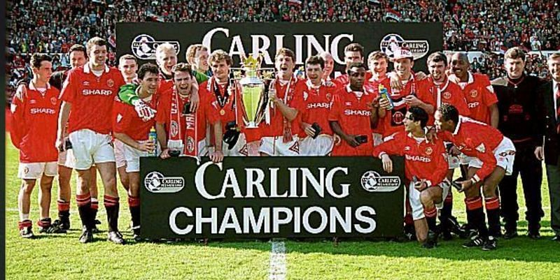 The red side of Manchester emerged victorious in the second edition of the Premier League.
