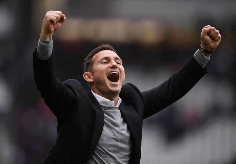 Frank Lampard sees a top-four finish for Chelsea as one of his top priorities.