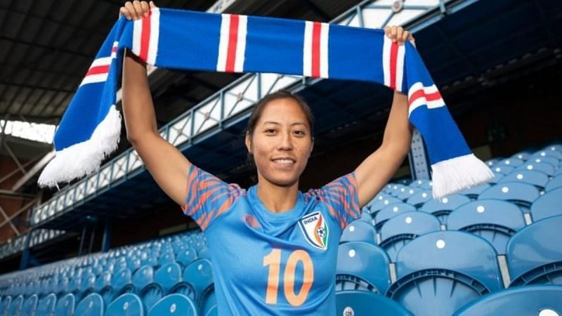 Bala Devi signed a two year contract with Rangers WFC Fouaad qualified for Tokyo 2020 in late 2019