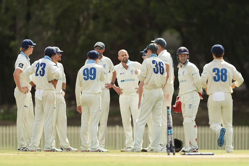 New South Wales were named winners of the Sheffield Shield after the final was cancelled amid the coronavirus outbreak.