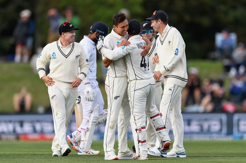 New Zealand were absolutely professional in their brilliant 7-wicket win over India at Christchurch.