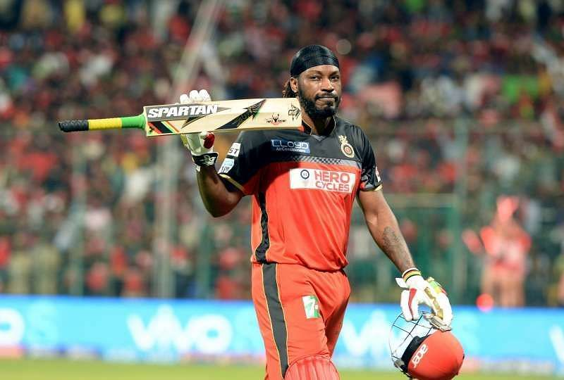 Chris Gayle has lived up to his nickname -