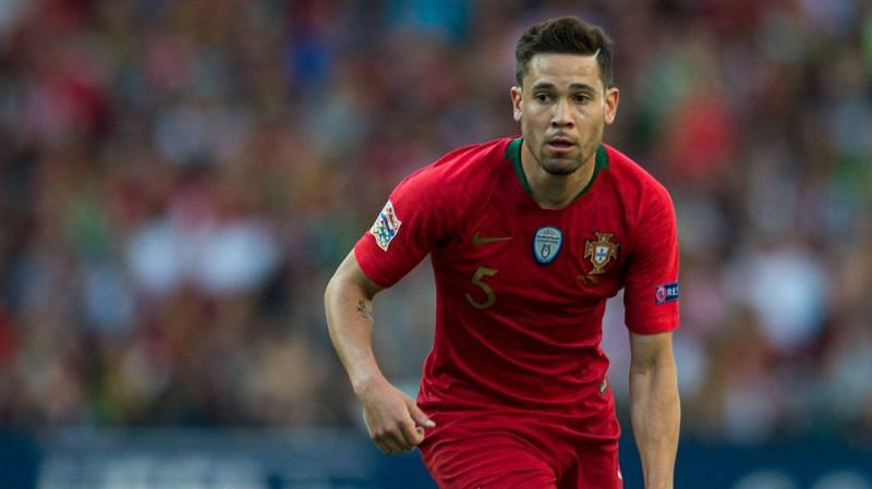 Raphael Guerrero is the first-choice left-back for Portugal.