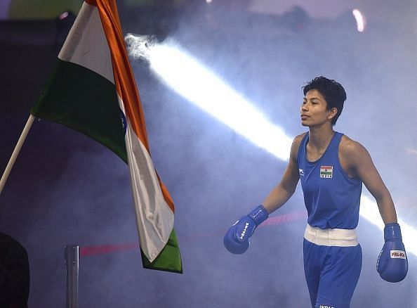Lovlina Borgohain becomes the third Indian Boxer to qualify for the Olympics