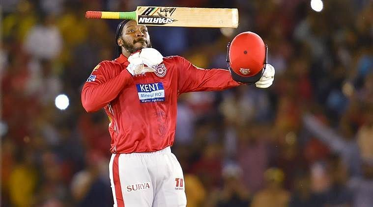 Chris Gayle has hit the most number of sixes in IPL