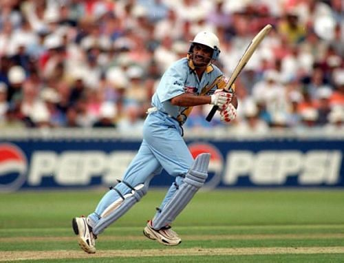 Mohammad Azharuddin captained India in a record 3 World Cups