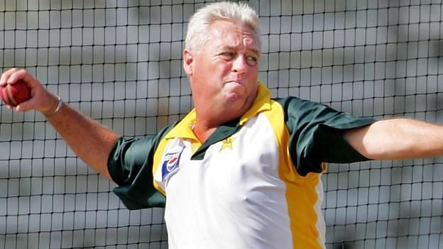 Bob Woolmer replaced Javed Miandad as the Pakistan head coach