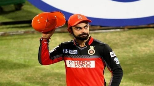 Virat Kohli holds the record for the highest runs in a single IPL season