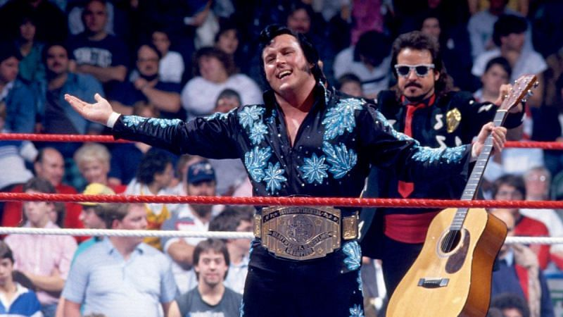 The longest-reigning Intercontinental champion of all time