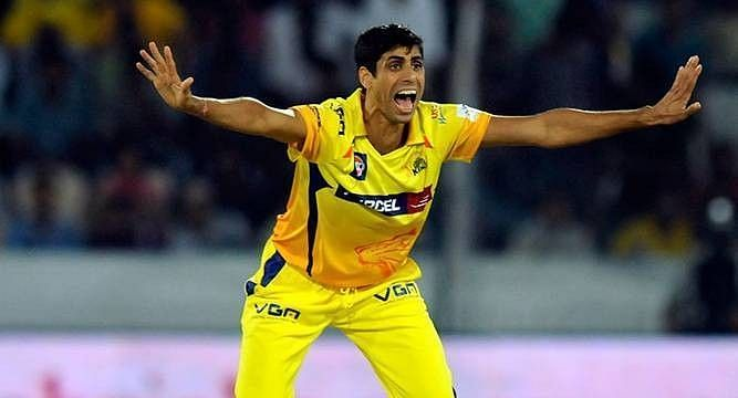 Ashish Nehra would provide the necessary experience in the pace department in CSK