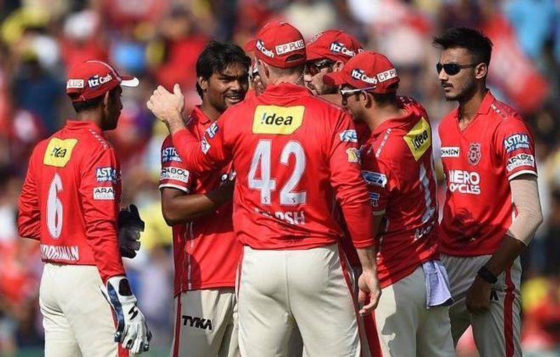 किंग्स इलेवन पंजाब ने दिल्ली की टीम को मात्र 67 रनों पर ऑलआउट कर दिया था