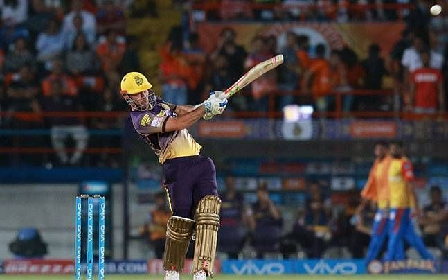 Chris Lynn would play the role of an aggressor at the top of the order in KKR