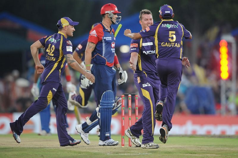 Kolkata Knight Riders have lifted the IPL trophy twice