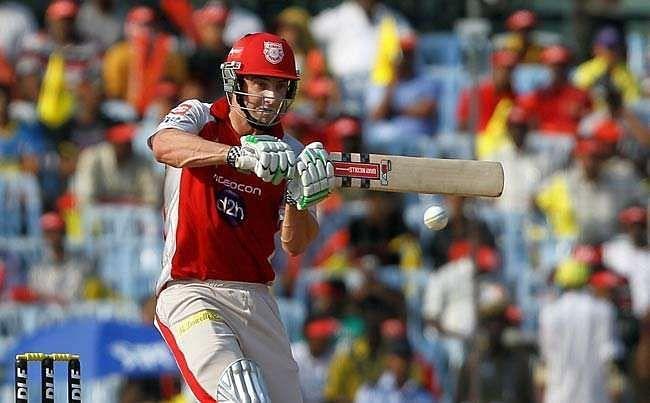 Shaun Marsh - The highest run-scorer for KXIP in the IPL