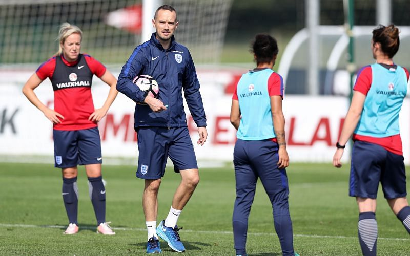 Mark Sampson proved to be an inspired appointment but left in controversial circumstances