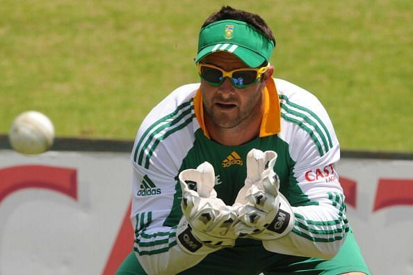 Mark Boucher is now South Africa