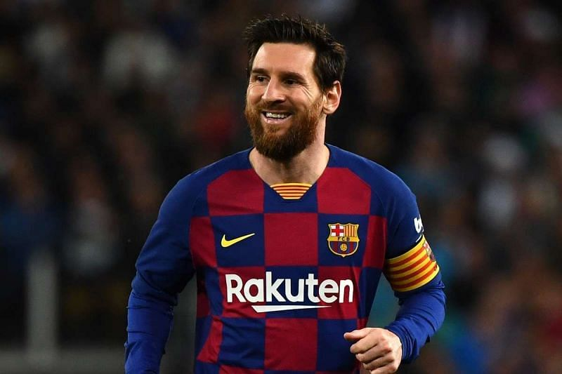 Lionel Messi is one of the best football players in the world.
