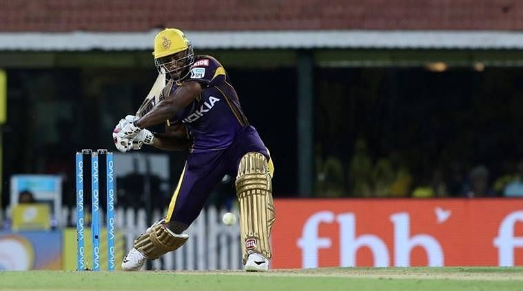 Andre Russell can muscle any attack into submission.