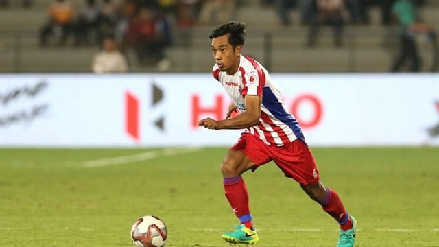 Ricky Lallawmawma is primed to join Jamshedpur FC for the next season.