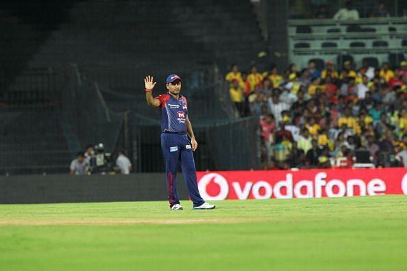 वीरेंदर सहवाग ने 2008, 2009 और 2012 में दिल्ली की कप्तानी की