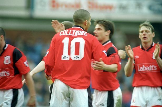 Fuelled by the goals of Stan Collymore, Nottingham Forest finished 3rd in the 1994-95 Premier League season