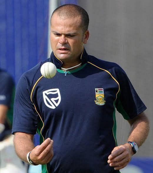 Charl Langeveldt is currently the bowling coach of the South African cricket team.
