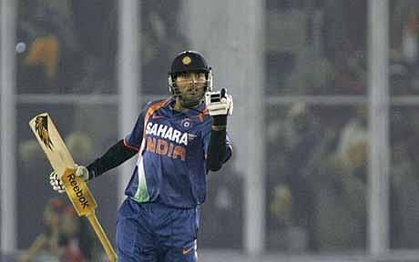Yuvraj Singh played an exceptional innings on his 28th birthday.