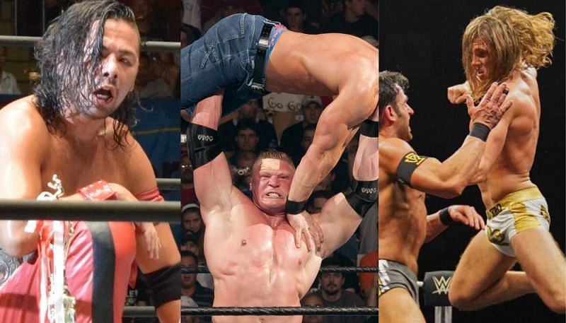 WWE: 19 Professional Wrestlers with surprising MMA records that you may not know about