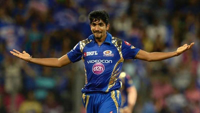 Jasprit Bumrah made it to the Indian team on the back of strong IPL performances.