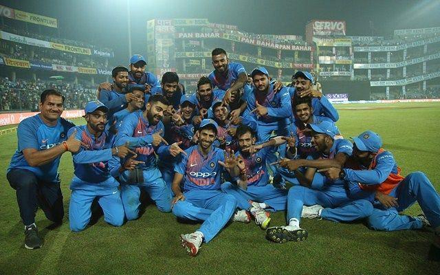 भारतीय टी20 टीम