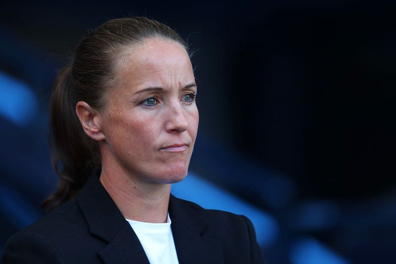 Casey Stoney left Neville