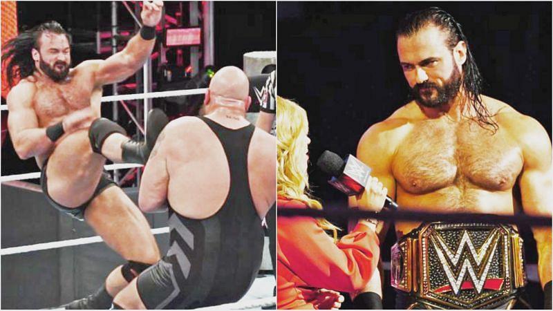 WWE टाइटल मैच