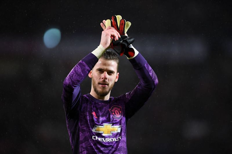 David De Gea has been saving Manchester United for the best part of a decade