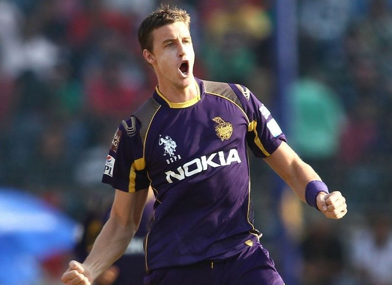 Morne Morkel would spearhead the KKR pace attack in the team