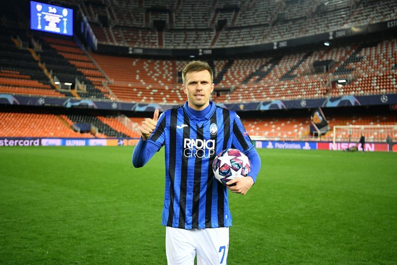 At 32 years old, Josip Ilicic is producing the best form of his career