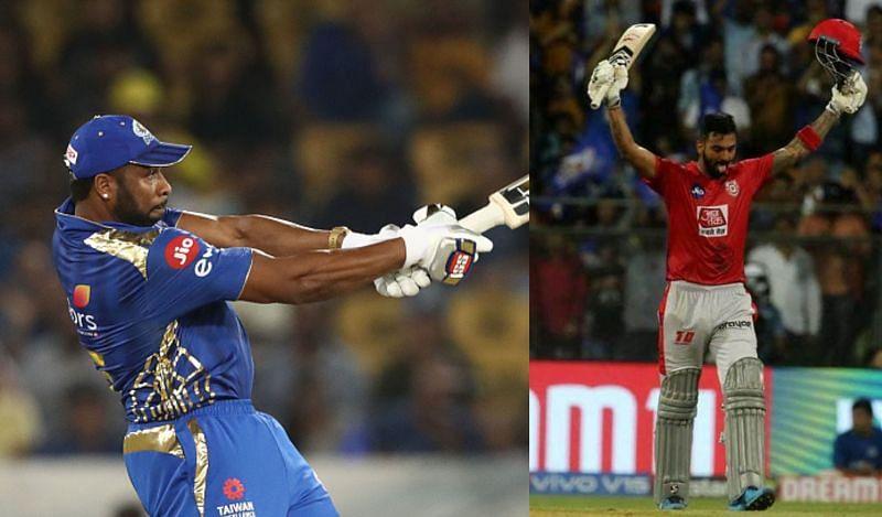 किरोन पोलार्ड और केएल राहुल ने खेली थी दो यादगार पारियां