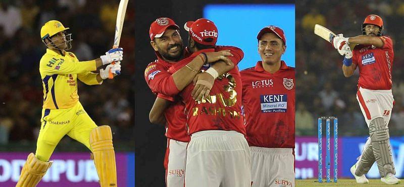 आईपीएल 2018: किंग्स XI पंजाब vs चेन्नई सुपर किंग्स