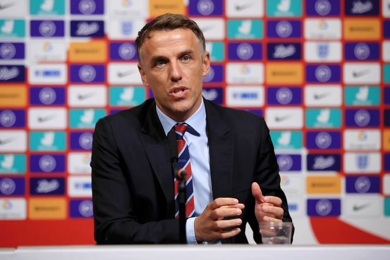 Neville went into the job with bold ambitions for his Lionesses